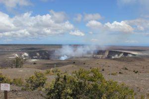 A Volcano! Kiluea!